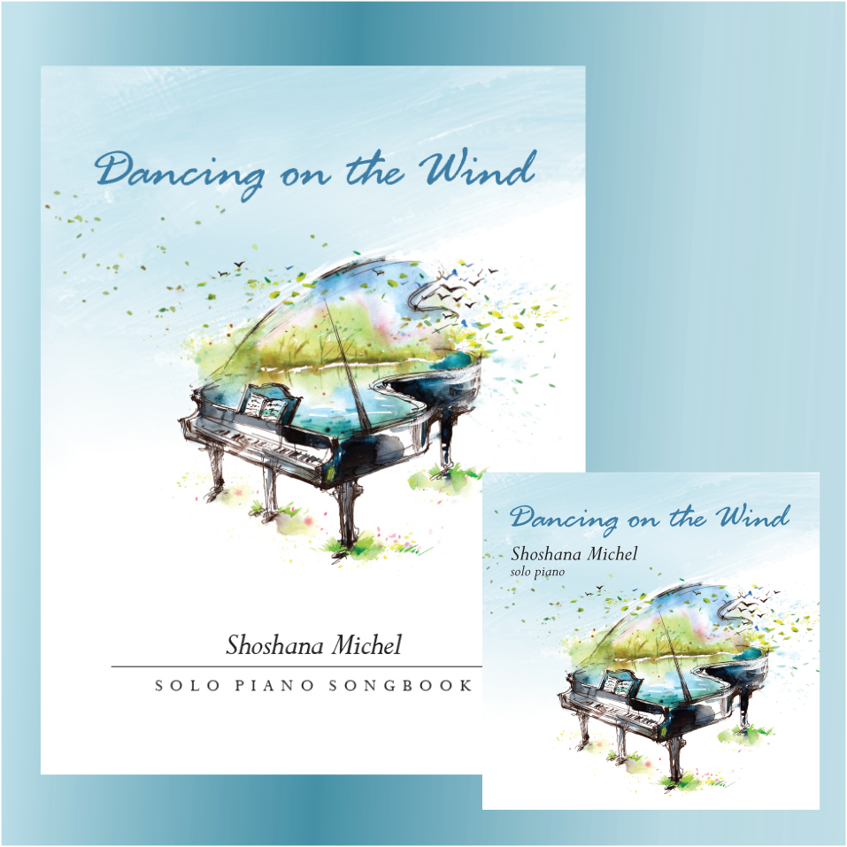 Dancing on the Wind PDF Songbook and MP3 Bundle (Download)